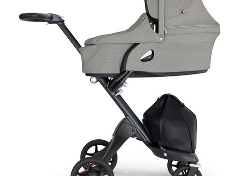 Stokke 2019 Stokke Xplory Carry Brushed Grey (Stroller Frame Not Included)