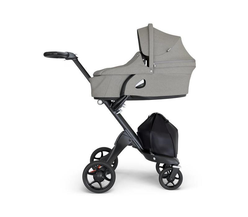 2019 Stokke Xplory Carry Brushed Grey (Stroller Frame Not Included)
