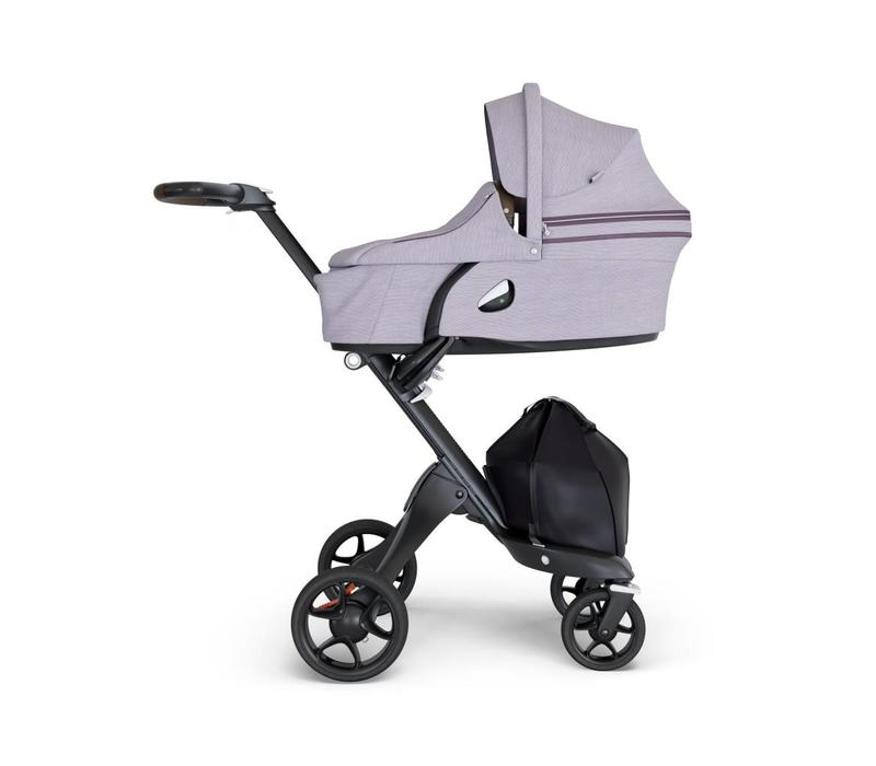 2019 Stokke Xplory Carry Brushed Lilac (Stroller Frame Not Included)