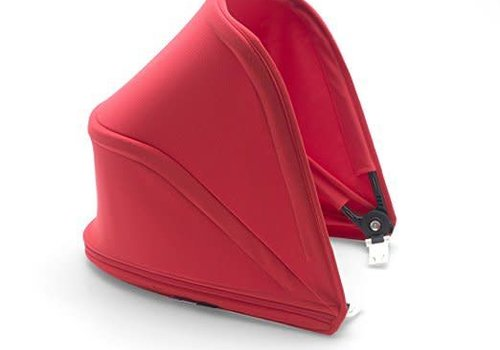 Bugaboo Bugaboo Bee5 Extendable Sun Canopy Neon Red
