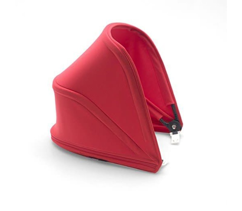 Bugaboo Bee5 Extendable Sun Canopy Neon Red
