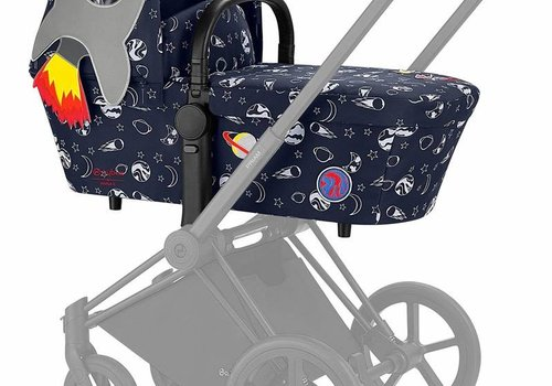 Cybex Cybex PRIAM Carry Cot Space Rocket | navy blue