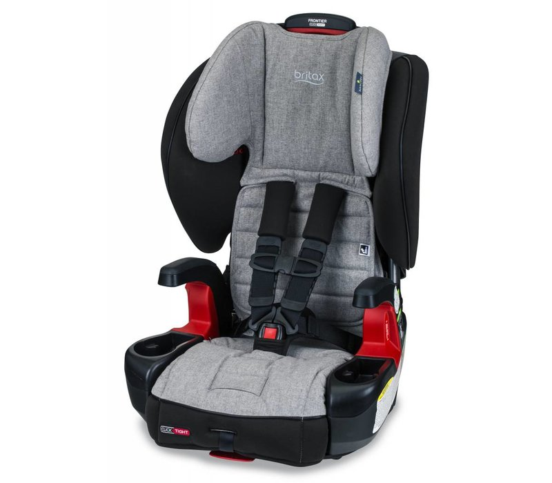 CLOSEOUT!! Britax Frontier Clicktight Harness-2-Booster Seat In Nanotex
