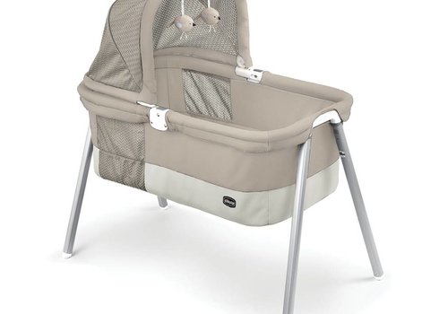 Chicco Chicco Lullago Deluxe Portable Bassinet In Taupe