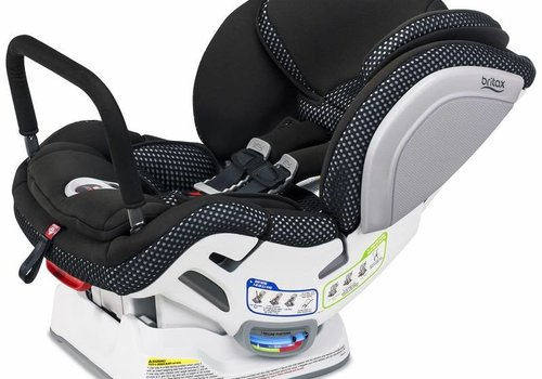 Britax Britax Advocate ClickTight Anti Rebound Bar (ARB) Convertible Car Seat In Gray