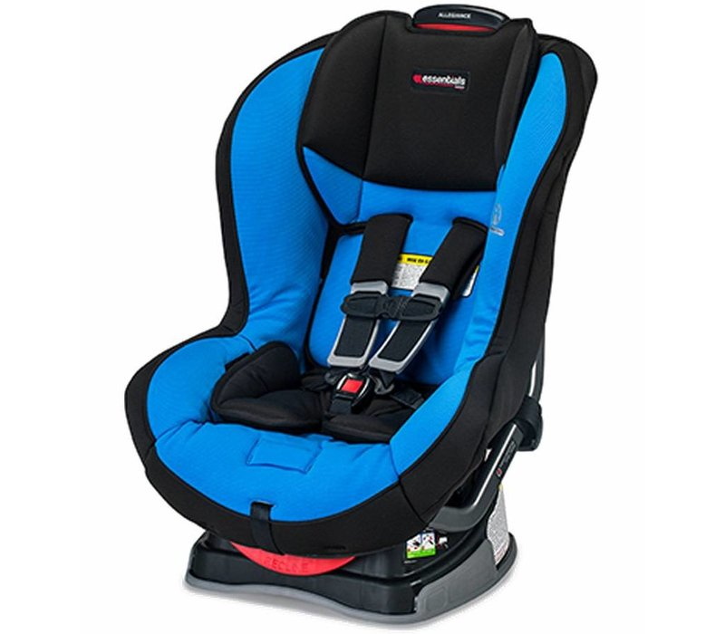 Essentials By Britax Allegiance Convertible Car Seat In Azul