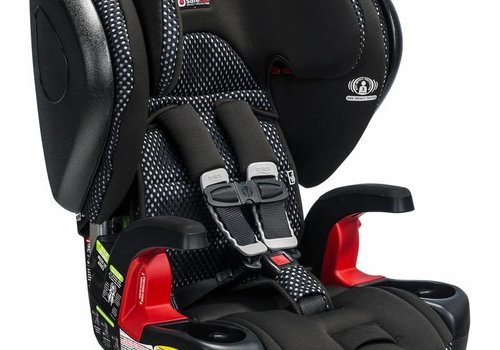 Britax Britax Pinnacle Clicktight Harness-2-Booster Seat In Cool Flow Gray