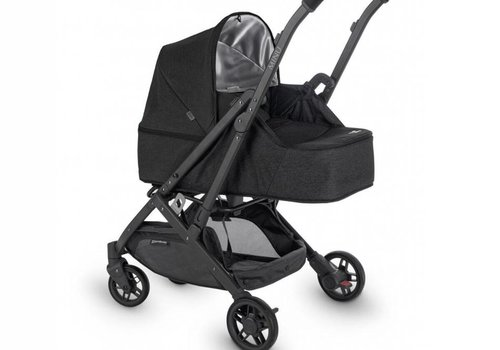UppaBaby Uppababy Minu From Birth Kit JAKE (Black Mélange/Carbon/Black Leather)