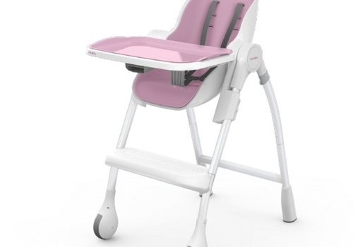 Oribel Oribel Cocoon High Chair In Rose Meringue