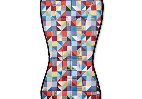 Skip Hop Skip Hop Cool Touch Stroller Liner In Prism
