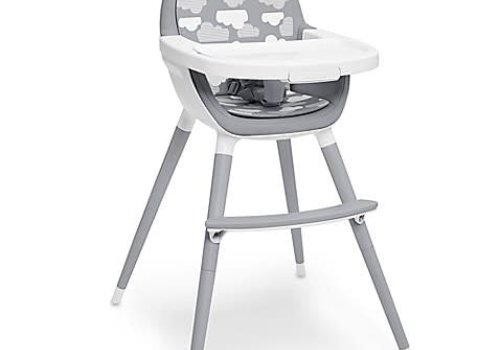 Skip Hop Skip Hop Tuo Convertible High Chair - Grey/Clouds