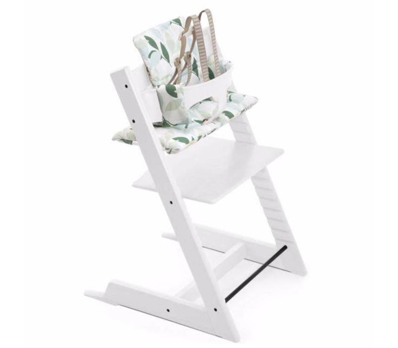 Stokke Stokke Tripp Trapp Complete Highchair In White with Green ...