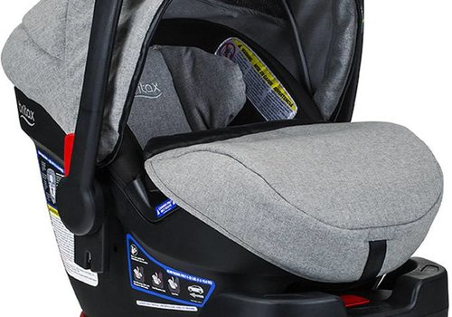 Britax Britax B-Safe Ultra Infant Car Seat In Nanotex