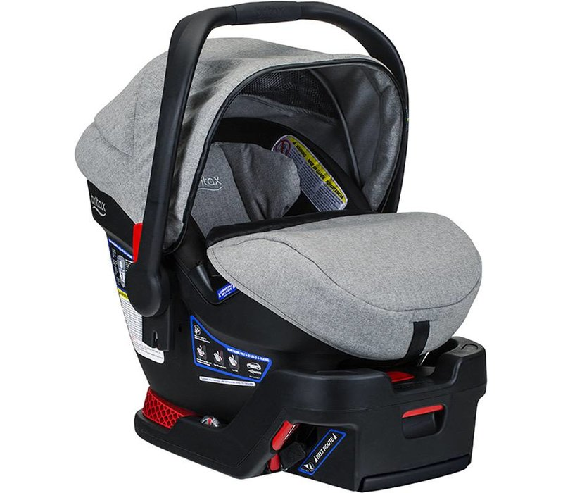 Britax B-Safe Ultra Infant Car Seat In Nanotex