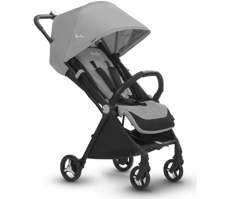 Silver Cross Jet Light Weight Stroller In Sterling