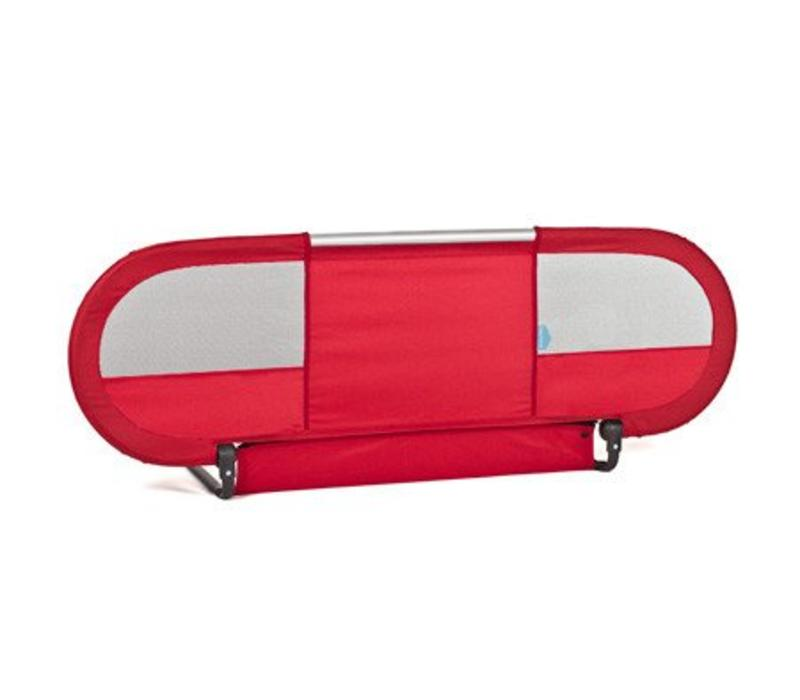 BabyHome Side Bed Rail In Red