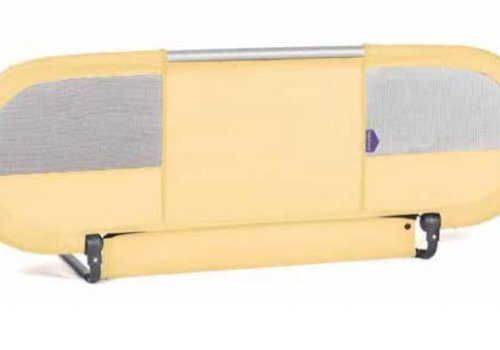 Baby Home BabyHome Side Bed Rail In Yellow