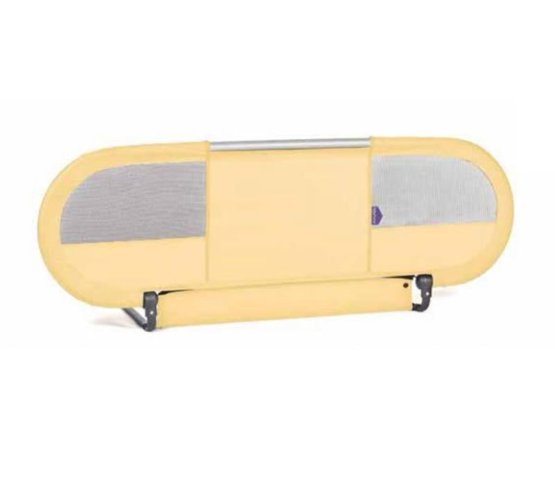 BabyHome Side Bed Rail In Yellow