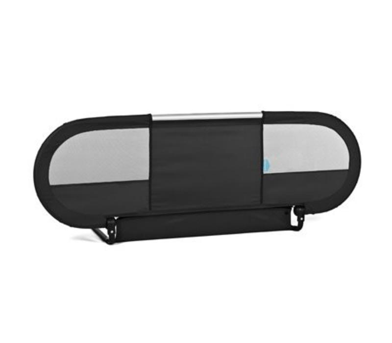 BabyHome Side Bed Rail In Black