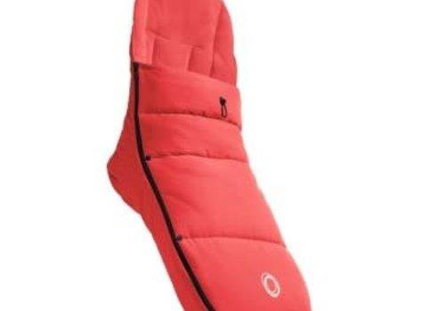 Bugaboo Bugaboo Universal Footmuff In Neon Red