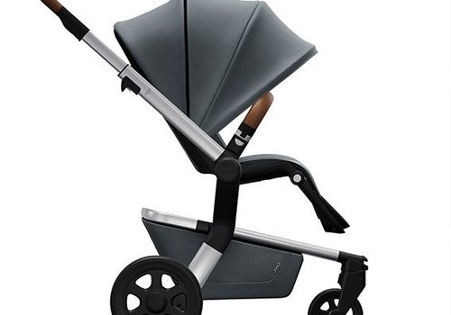 Joolz Joolz Hub Earth Complete Stroller In Hippo Grey
