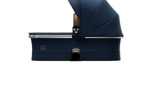 Joolz Joolz Hub Earth Bassinet In Parrot Blue