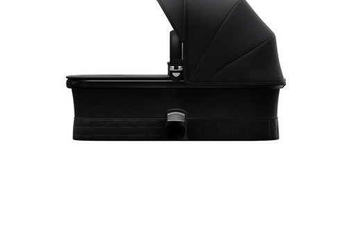 Joolz Joolz Hub Quadro Bassinet In Black Noir