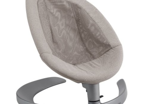 Nuna Nuna Leaf Grow Baby Seat Lounger and Swing - Champagne