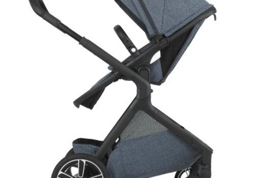 Nuna Nuna Demi Grow Stroller In Aspen With Ring Adapter