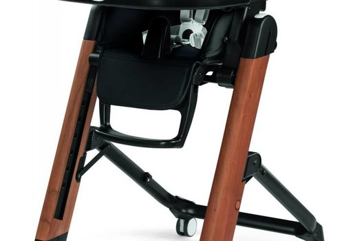 Peg-Perego Peg Perego Prima Siesta High Chair In Agio Black