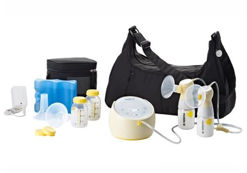 Medela Medela Sonata Smart Double Breast Bump