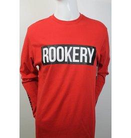 ROOKERY ROOKERY - BLOCK CHECKER L/S TEE