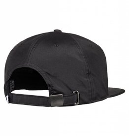 DC SHOES DC SHOES - FLOORA CAP BLACK
