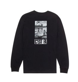 FUCKING AWESOME FUCKING AWESOME - CEST FA L/S TEE