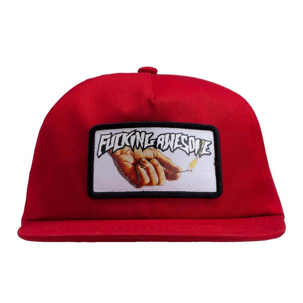 FUCKING AWESOME FUCKING AWESOME - PYRO CAP RED
