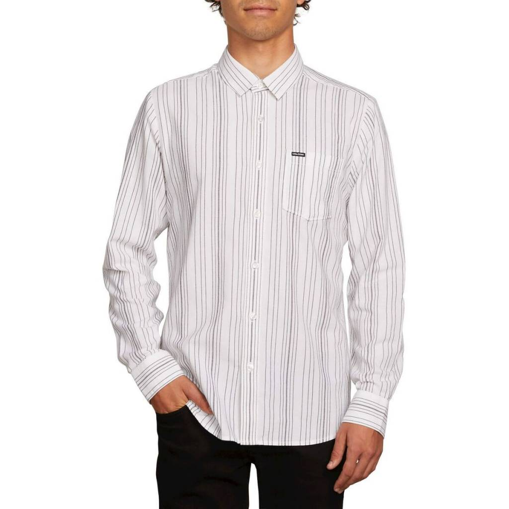 VOLCOM VOLCOM - CLASHER L/S BUTTON UP
