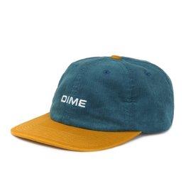 DIME DIME - IMPORTANT CORDUROY STRAPBACK CAP