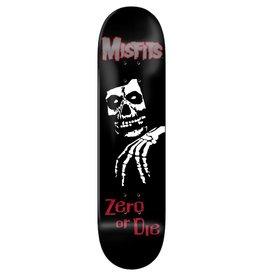 ZERO ZERO - MISFITS LEGACY OF BRUTALITY DECK