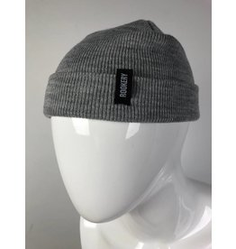 ROOKERY ROOKERY - SHORT BEANIE GREY