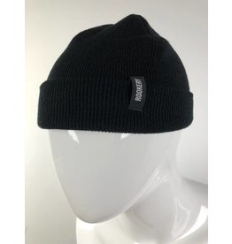 ROOKERY ROOKERY - SHORT BEANIE BLACK