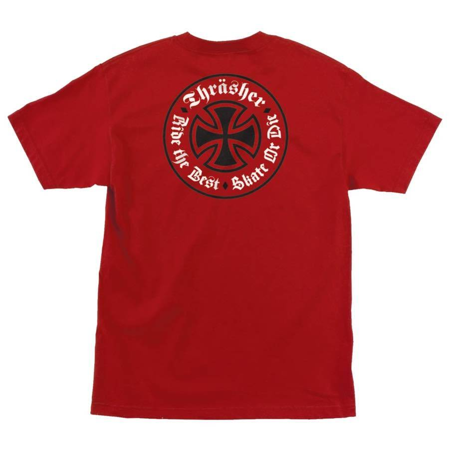 INDEPENDENT INDEPENDENT - THRASHER OATH TEE