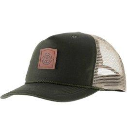 ELEMENT ELEMENT - WOLFEBORO TRUCKER CAP BLACK