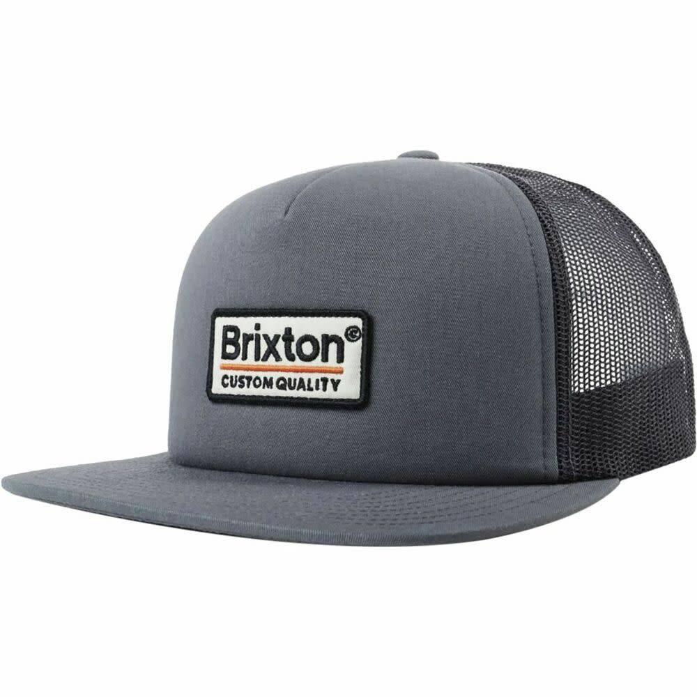 b5513b368c03a BRIXTON - PALMER MESH CAP - Boutique ROOKERY skateshop