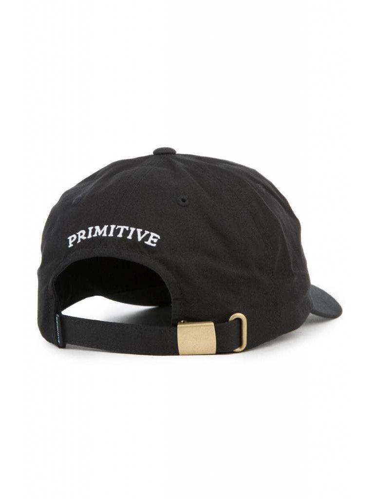 PRIMITIVE PRIMITIVE - MINI CLASSIC P DAD HAT - Boutique Rookery ... fecb0a93984