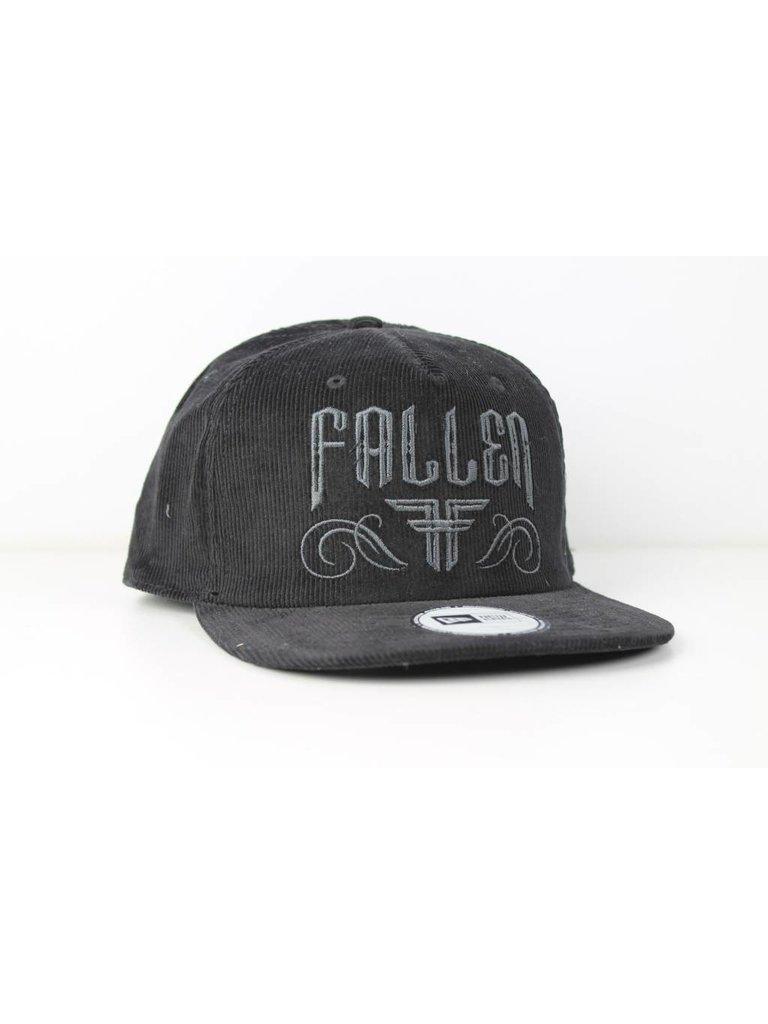 ac15215962724 FALLEN - CORD NEW ERA SNAPBACK CAP - Boutique ROOKERY skateshop