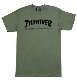 THRASHER THRASHER - SKATE MAG TEE