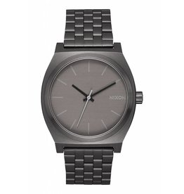 NIXON NIXON - TIME TELLER ALL GUNMETAL/GRAY