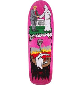 REAL SKATEBOARDS REAL - WRENCH JUSTICE  9.78 DECK