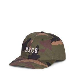 HERSCHEL HERSCHEL - MOSBY CURVE SNAPBACK CAP CAMO