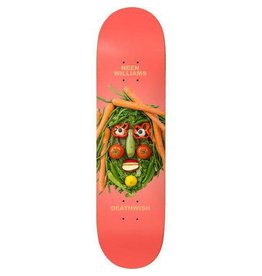 """DEATHWISH DEATHWISH - WILLIAMS YOU ARE WHAT YOU EAT 8"""" DECK"""